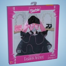 Vintage 1996 Mattel Barbie and Friends Deluxe Fashion Avenue Outfit Pristine Mint and NRFB!