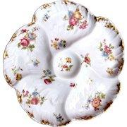 Antique Oyster Plate ~ Haviland