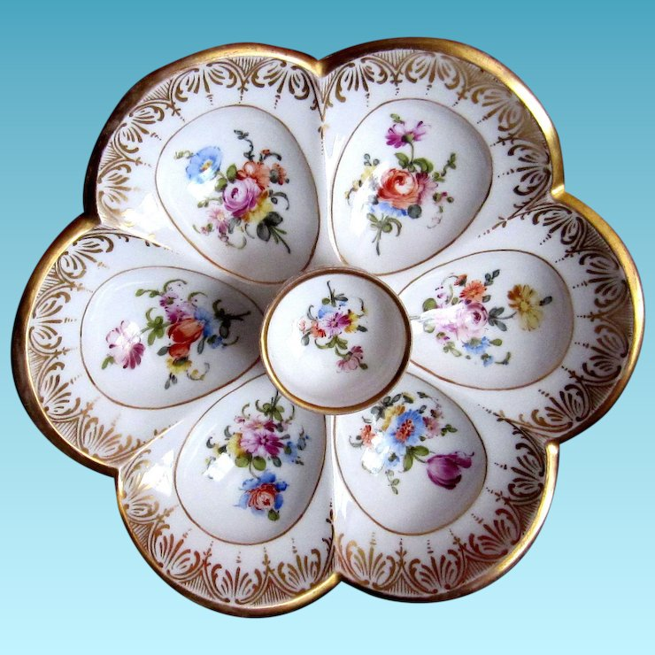 Antique Oyster Plate ~ Stunning! & Antique Oyster Plate ~ Stunning! : Antique Oyster Plates u0026 Treasures ...