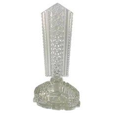 Vintage Art Deco Perfume Tall Stopper