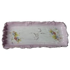 Early RS Prussia Wing Mark Celery Tray
