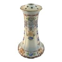 Victorian Pottery Sugar Shaker Muffineer