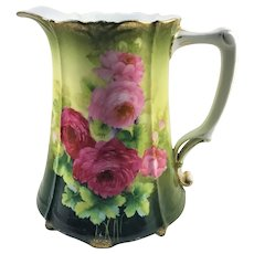 Bavaria Red and Pink Roses Lemonade Pitcher