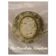 Vintage Parfum Djer-Kiss Kerkoff powder box mint in sealed box