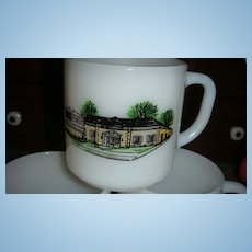 2 Advertising Mugs The FIRST Bank & Trust Co. Princeton, KY