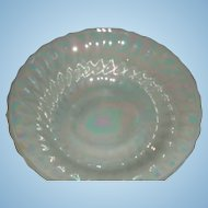 Fire King Anchor Hocking AURORA SWIRL Vegetable Bowl Hard to Find