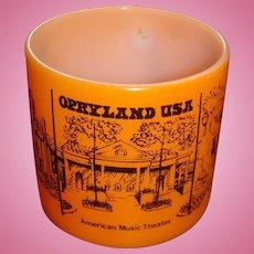 Nashville's Opryland U.S.A., Now Closed, Souvenir Mug Federal