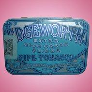 Vintage Edgeworth Pipe Tobacco Tin Larus & Bro. Co. Richmond, VA