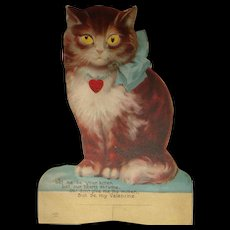 Early Die Cut Mechanical Cat Eyes H. B. Valentine