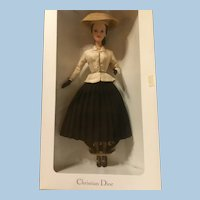 Mattel 1996 Christian Dior Paris Barbie New in Original Box, Unopened