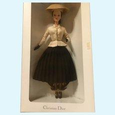 Mattel 1996 Christian Dior Paris Barbie New in Original Box, Unopened