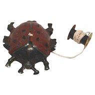 Lady Bug Tin Roaming Toy before Penny Toy Era