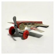 Hoch and Beckmann Penny Toy-like Mini-Airplane