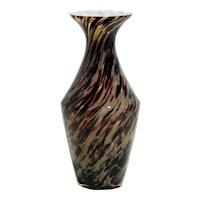Multi-colored Czech Glass Vase