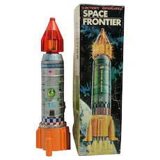 Yoshino Battery Operated Space Frontier with Box
