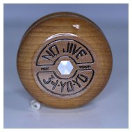 Tom Kuhn No Jive 3-IN- 1 Natural Yo-Yo Mint in Box