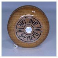 Tom Kuhn No Jive 3-IN- 1 Natural Yo-Yo Mint in Box