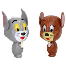Tom and Jerry Squirt Guns from Marx