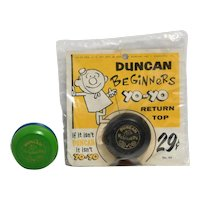 Duncan Beginner #44 Yo-yo- Mint in Package plus One