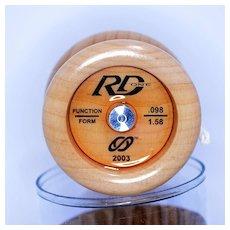 Tom Kuhn Original 2003 RD-1 Yo-Yo Mint in Container