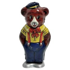 No. 155 Chein Tin Windup Bear