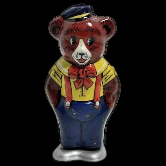 No. 155 Chein Tin Windup Bear