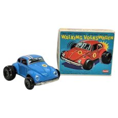 Battery Operated Aoshin (ASC) Walking Volkswagen in Box