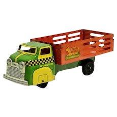 Wyandotte Pressed Steel Pickway Pastures Stake Truck