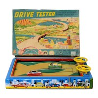 Scarce TPS Drive Tester Windup with Box