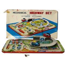 Scarce TPS Highway Set Windup with Box