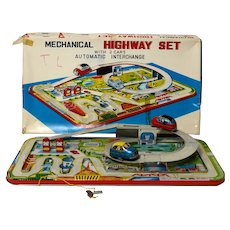 TPS Highway Set Windup with Box