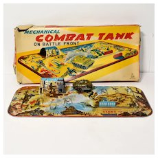TPS Combat Tank on Battle Front Windup with Box