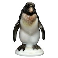 Small Rosenthal penguin figurine #398