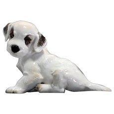 Rosenthal Sitting Terrier Puppy 1121