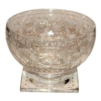 Small Footed ABCG Hawkes Bowl
