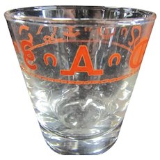 Libbey Bamco Western Brands Old Fashioned Rocks Glass - 3.25 inches