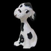 "TCHOTCHKE:  Robert Simmons California Pottery - Dog Figurine ""Pals"""