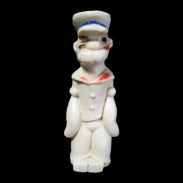 TCHOTCKE:  Popeye the Sailor Man Soap Doll