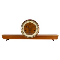 Eso Anker Westminster Art Deco Style Mantel Clock