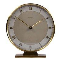 Junghans Art Deco Style Desk Clock