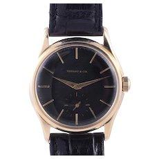 Agassiz for Tiffany & Co Calatrava Style Wrist Watch