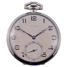 Southbend 21 Jewel Pocket Watch