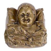 Bronze Baby Box