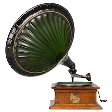 Rare Searchlight Horn Columbia Phonograph
