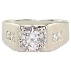 1.10 Carat Center Diamond Ring