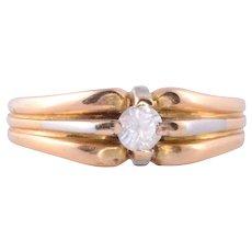 .20 Carat Solitaire Diamond Ring