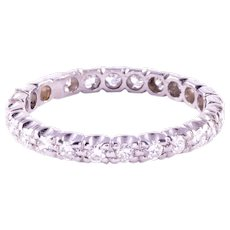 .65 CTW Diamond Eternity Band