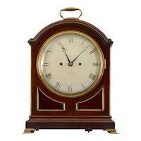 English Regency Bracket Clock