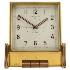 Tiffany & Co Musical Travel Alarm Clock