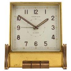 Tiffany & Co Musical Travel Alarm Clock